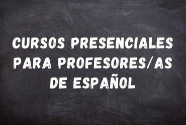 Cursos para Profesores de Español