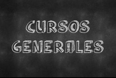 Cursos Generales