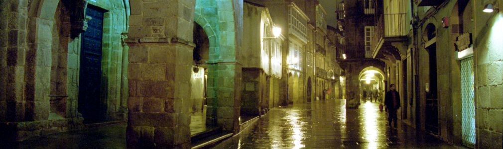 Santiago de noche