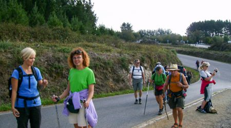 Spanish on El Camino de Santiago