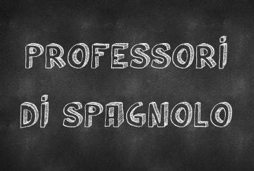 Corsi per professori di spagnolo