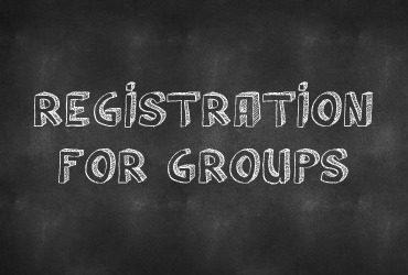 Groups Registration Form