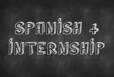 Spanish + Internship